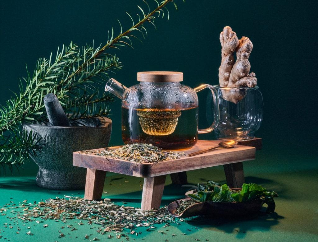 thé bio prévention
